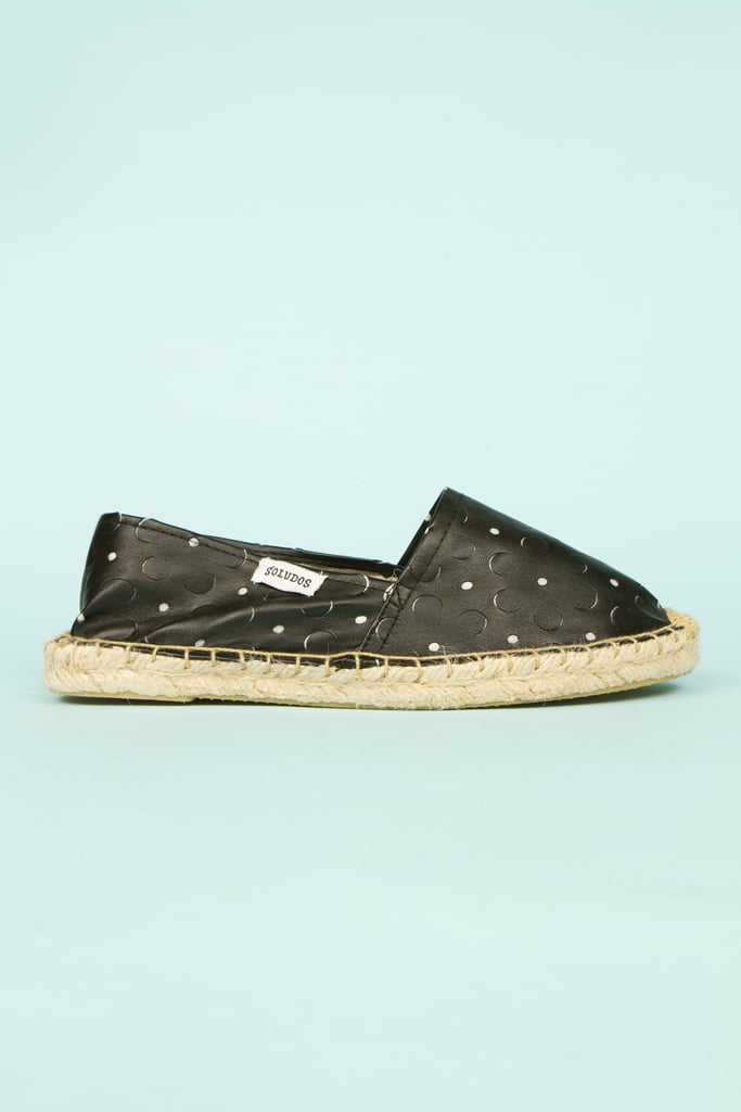 Soludos For Opening Ceremony Perforated Leather Espadrille ($40)