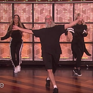 Guy With Viral Post Malone Dance Video on The Ellen Show