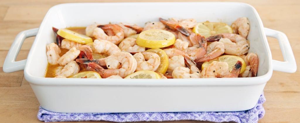 Lemon Butter Shrimp Recipe