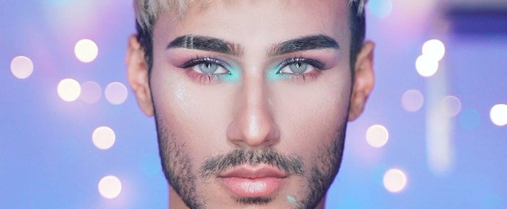 Huda Beauty Mercury in Retrograde Palette Looks