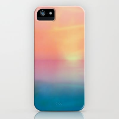 Ombré Sunset by Alexia Miles Photography Smartphone Case