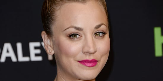 Kaley Cuoco Attempts To Go Full Method With 'Big Bang Theory' Haircut