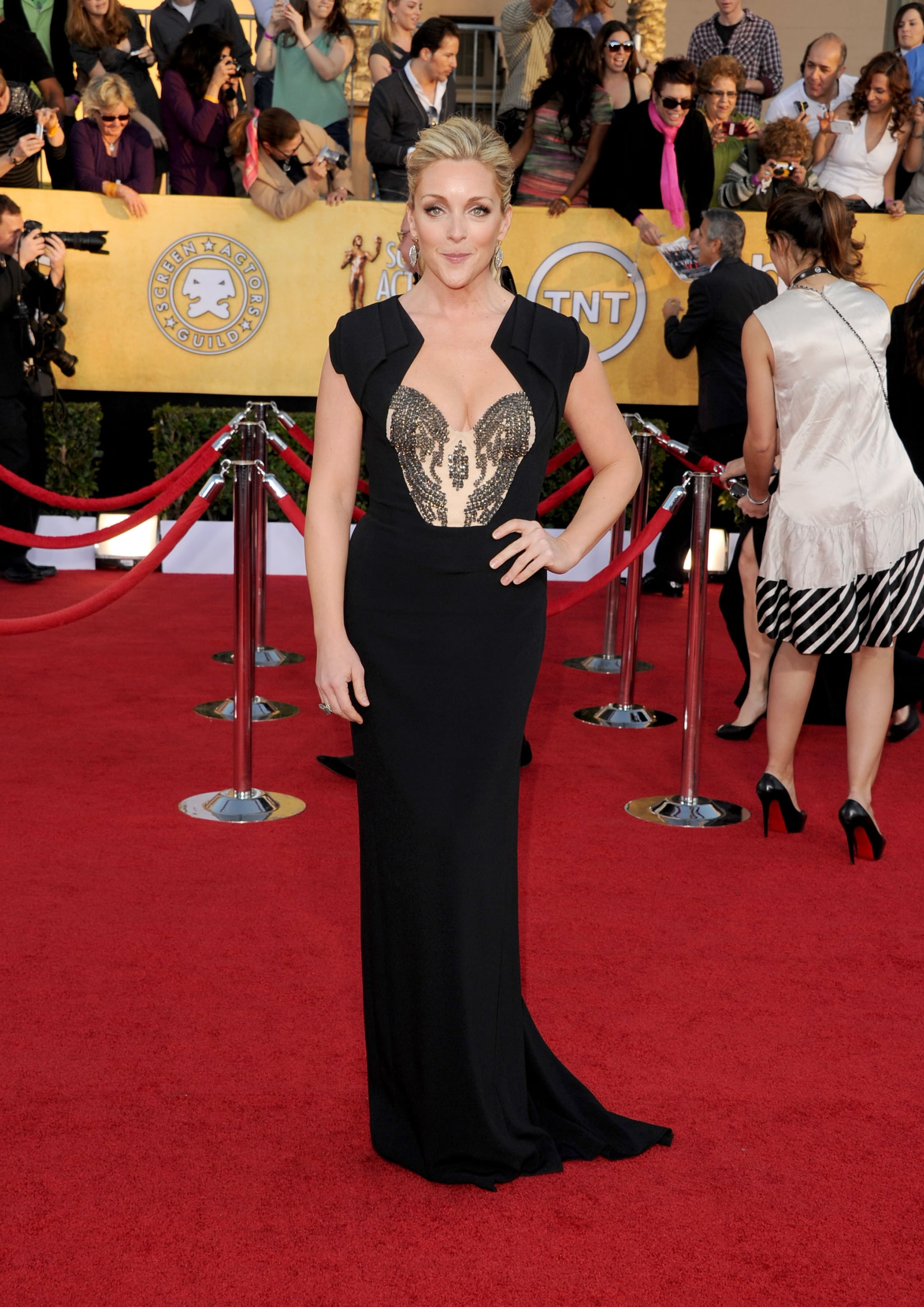 Jane Krakowski at the SAG Awards