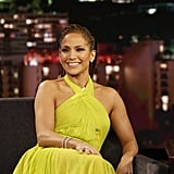 Jennifer Lopez Maria Lucia Hohan Gown 2019