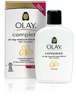 Olay Complete All Day UV Moisture Lotion