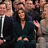 Kim Kardashian at the White House Pictures June 2019
