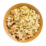 Tiller & Hatch Sata Fe Style Pasta With Chicken Breast