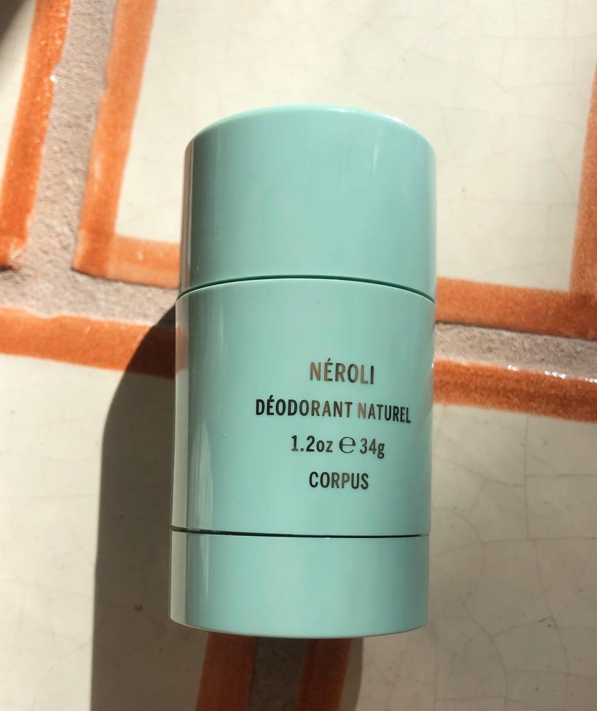 Corpus Naturals Deodorant Review