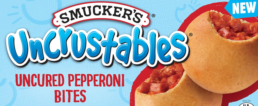 Uncrustables Has New Pizza Bites and Pepperoni Roll-Ups