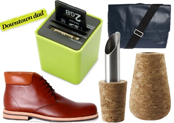 Cool Holiday and Christmas 2010 Gifts for Dads   POPSUGAR Fashion