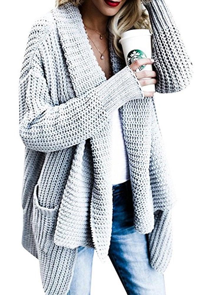 Fisace Knitted Cardigan