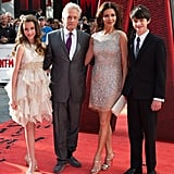 Michael Douglas and Catherine Zeta-Jones's Kids Are All Grown Up and Gorgeous