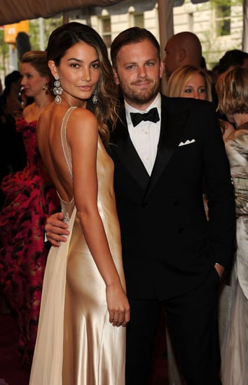 Lily Aldridge's Fiance Doesn't Know Their Wedding Date