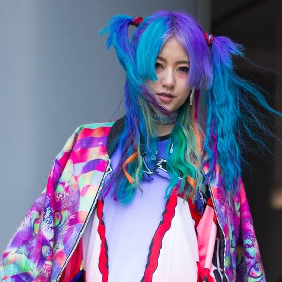 Tokyo Fashion Week Street Style Autumn 2016