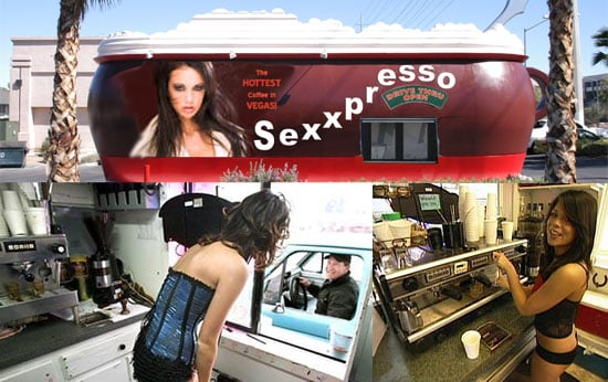 Sin City Opens Its Hottest Coffee House