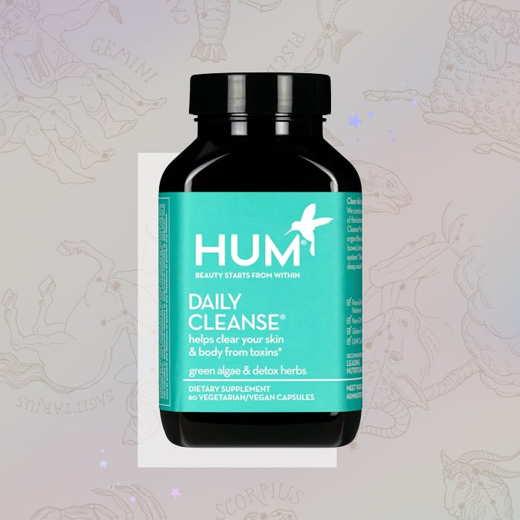 Hum Nutrition Daily Cleanse Clear Skin and Acne Supplement