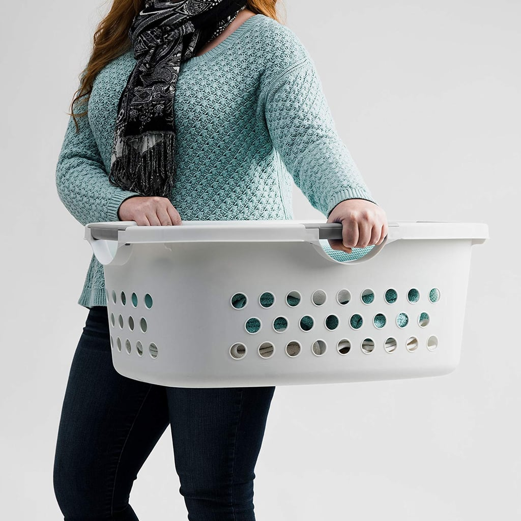 How I Use Laundry Baskets as a Parenting Product