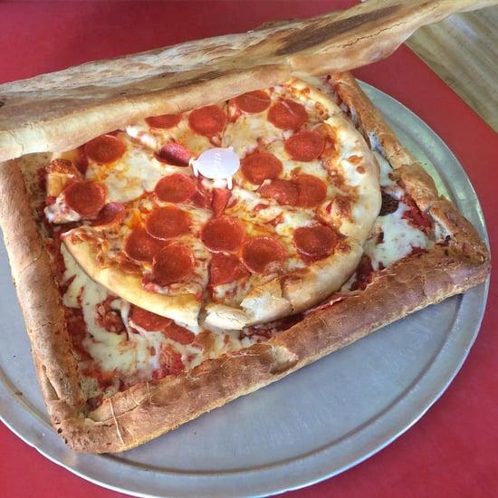Pizza in a Pizza Box