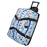 Kids Trains, Planes and Trucks Good Times Rolling Duffel Bag