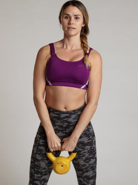 ff864d69fa5 Review of Booby Trap Sports Bra by Brooks