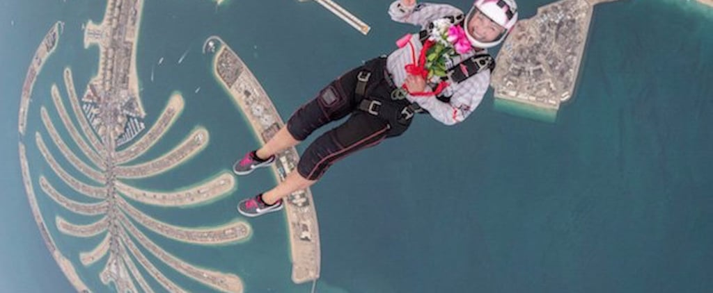 Here's Why Dubai's Sky Will Turn Pink on October 31