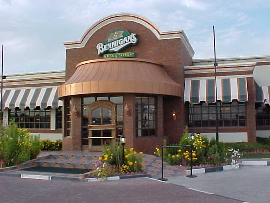 Say Goodbye to Bennigan's, Steak and Ale