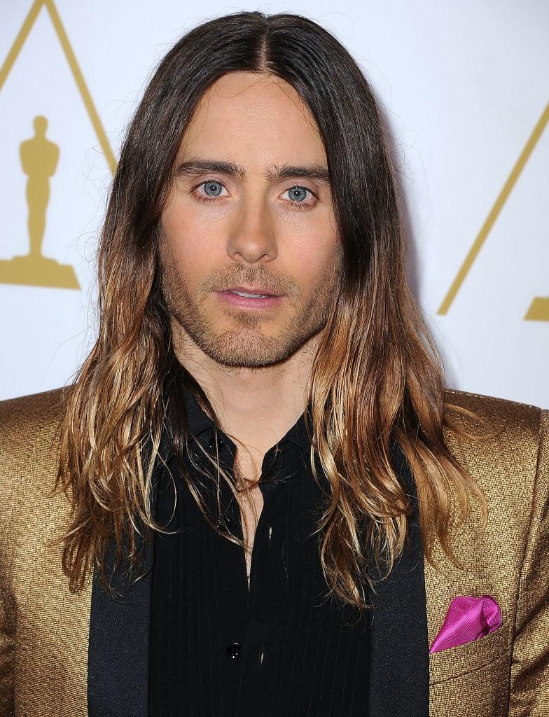 Jared Leto's Oscars Hair