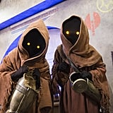 Jawas even make an appearance!