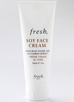 New Fresh Soy Face Cream