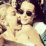 When Gigi Was SO Excited For Bella on Her Graduation Day
