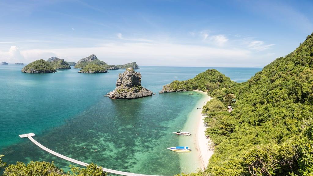 Get Certified in Scuba Diving in Ko Tao, Thailand