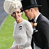 Kate Middleton and Prince William Talking 2017