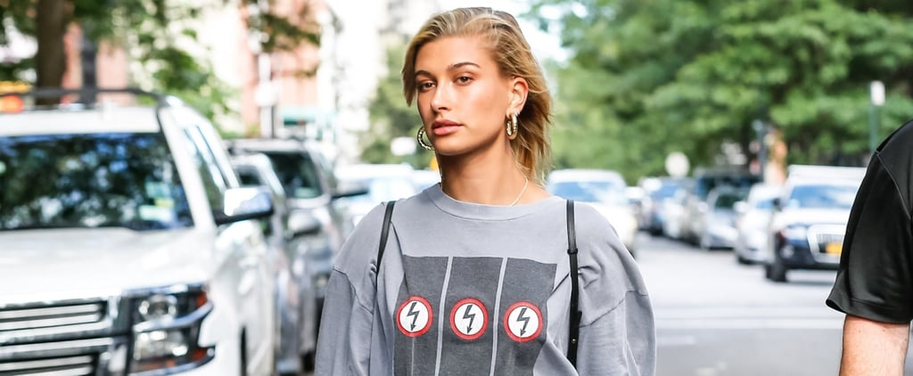 Hailey Baldwin Louis Vuitton Sneakers