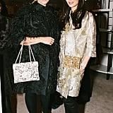Keren Craig and Georgina Chapman