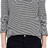 Barneys New York Stripe Long-Sleeve T-Shirt ($145)