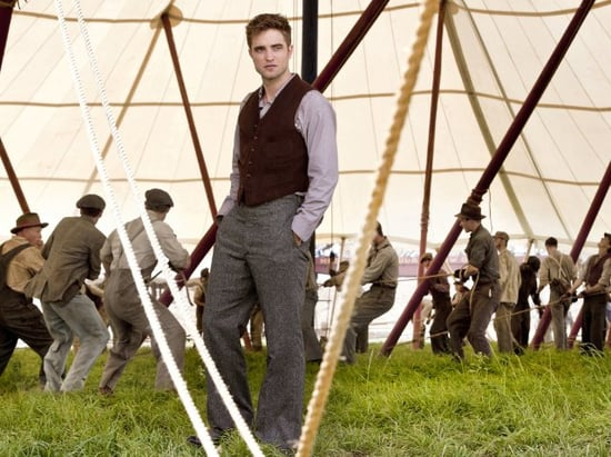 Water For Elephants Movie Review Starring Robert Pattinson, Reese Witherspoon, Christoph Waltz