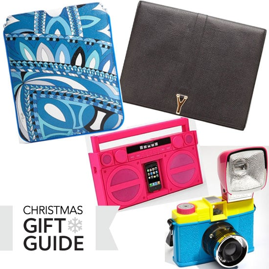 The Coolest Tech Gadgets and Stylish Gifts to Give this Christmas: Designer iPad, iPhone and Laptop Case & Cute Gadgets