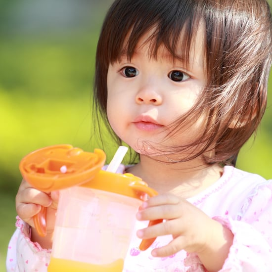 Should Toddlers Drink From a Straw?