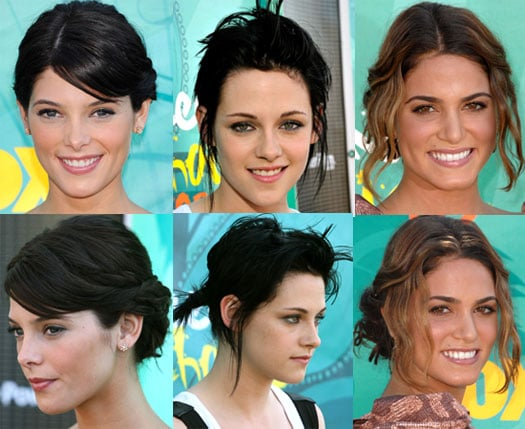Trend Alert: The Temptresses of Twilight Go All Up at the TCA's