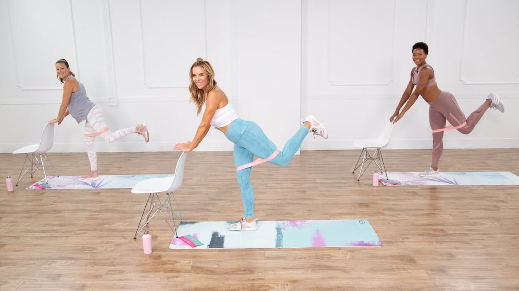 This Barre Workout Will Have You Burning in All the Right Places