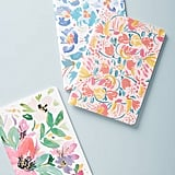 Anthropologie La Tinta Set of 3 Journals