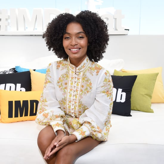Yara Shahidi's Beaded Braids