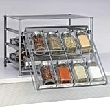 Spice Rack 3 Tier 24-Bottle Spice Drawer Organizer