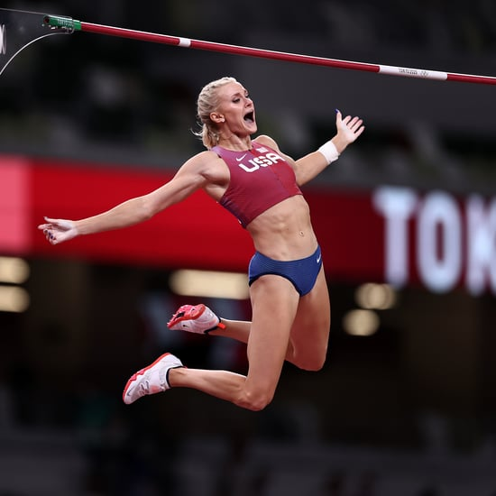 US Pole Vaulter Katie Nageotte Wins Gold at 2021 Olympics