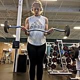 Jess's Workouts