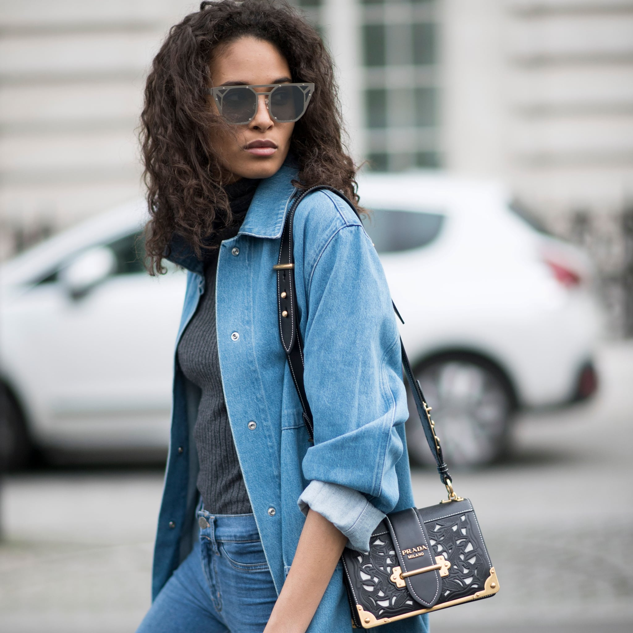 Stylish Ways to Dress Up Your Jeans | POPSUGAR Fashion Australia