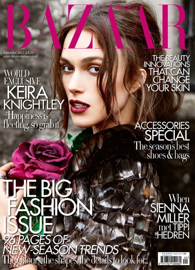 Harper's Bazaar UK September 2012
