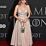 Maisie Williams at the Game Of Thrones Season 8 Screening, April 2019