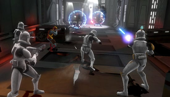 First Look at Star Wars Clone Wars: Republic Heroes