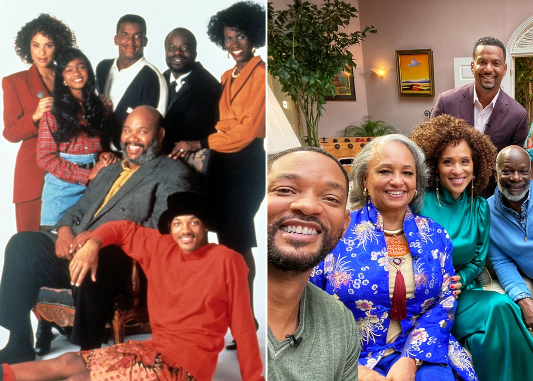 Fresh Prince of Bel Air Cast Honors James Avery at Reunion ...